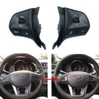 NEW Original For KIA RIO 2011 2012 2013 2014 multifunctional steering wheel control button Audio phone volume switch Bluetooth