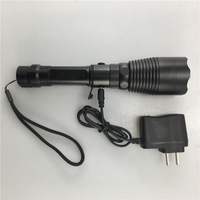Hard Light LED Flashlight Waterproof Lantern Torche Q5 3800 Lumens Aluminum LED Torch Light 1 * AA Or 1 * 18650 Flashlights