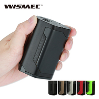 Original WISMEC Reuleaux RX GEN3 TC Box MOD Huge OLED Display Maximum Output 300W No18650 Battery