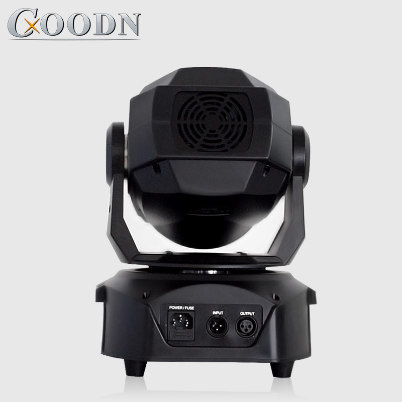 Moving head 90w led gobo with prism and color sport light for dj Stage Light - 3