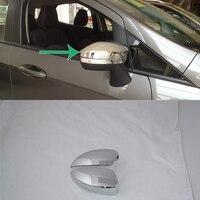자동차 액세서리 외관 장식 abs 크롬 사이드 도어 핸들 그릇 커버 트림 포드 ecosport 2013 자동차 스타일링