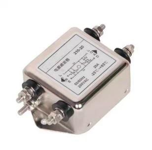 DC power filter 210D-75A ConnectorDC power filter 210D-75A Connector