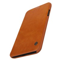 Coque For iPhone XS Max Flip Leather Wallet Case Capa For iPhone 5 5S Se 6 7 8 Plus Funda Coque Best Covers Alcatel One Touch