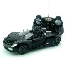 Licensed 1/18 RC Car Model For Porsche 918 Spyder Remote Control Radio Control Racing car Kids Toys with Original box
