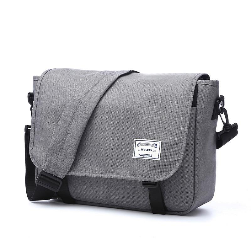 Famous Brand Αδιάβροχο Ανδρών Messenger Τσάντες Τσάντες Γυναικεία τσάντα ώμου Καθημερινή Casual Travel Satchel