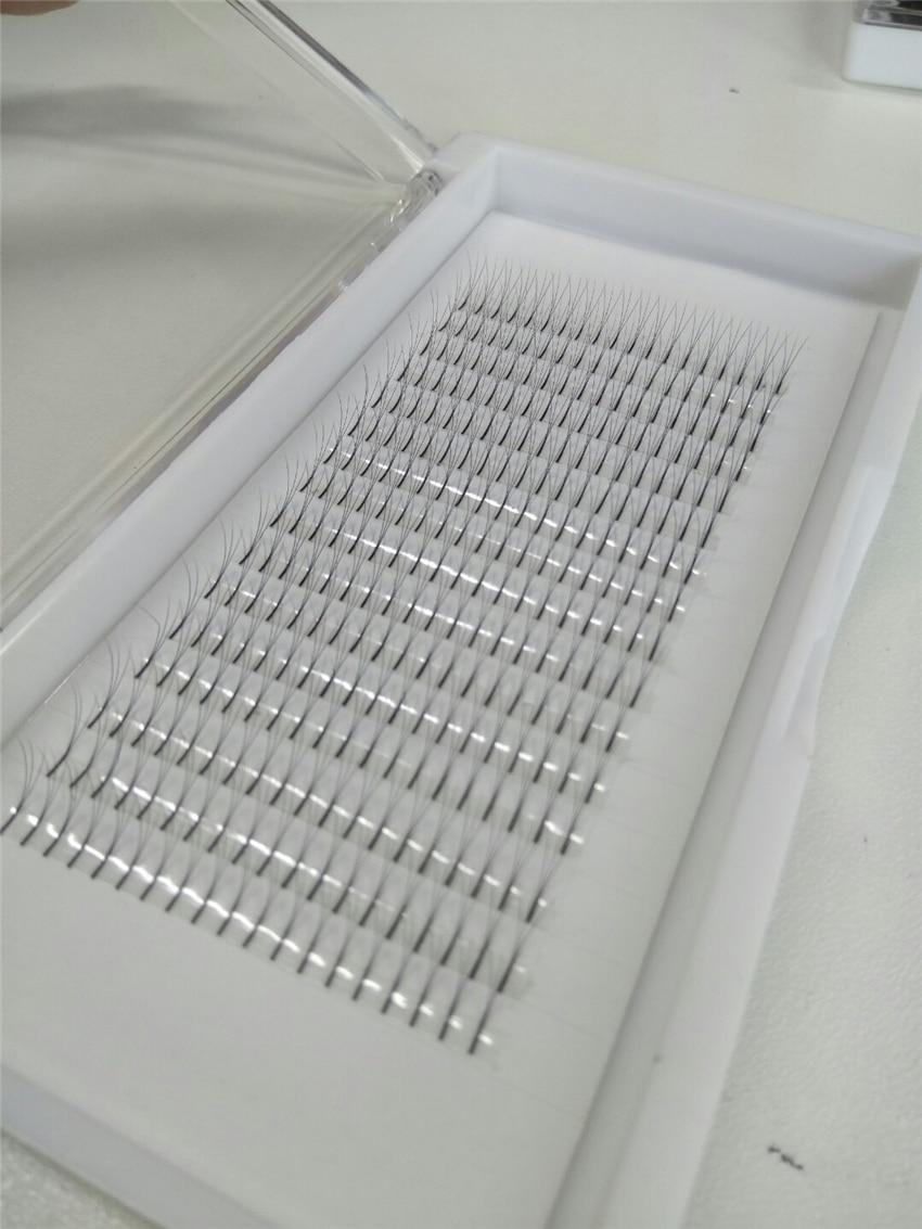 Готовые Объем Ресниц Вентиляторы 3D Объем Вентиляторы Полу Постоянный Индивидуальный Наращивание Ресниц