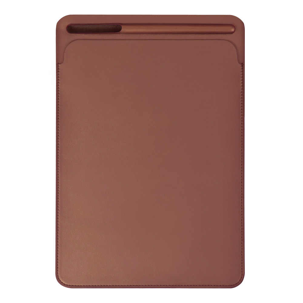 """Premium PU pocket sleeves case with pencil slot design for iPad Pro 9.7 10.5"""", cover for new iPad Pro 11 A1980 / A1934"""