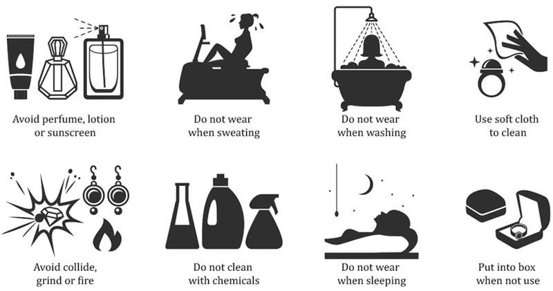 take care of jewelry_