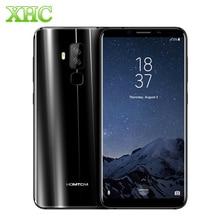 "HOMTOM S8 5,7 ""SmartphoneS 18:9 seitenverhältnis RAM 4 GB ROM 64 GB 13MP/16MP Android 7.0 Octa-core schnellladung Dual SIM Handy"