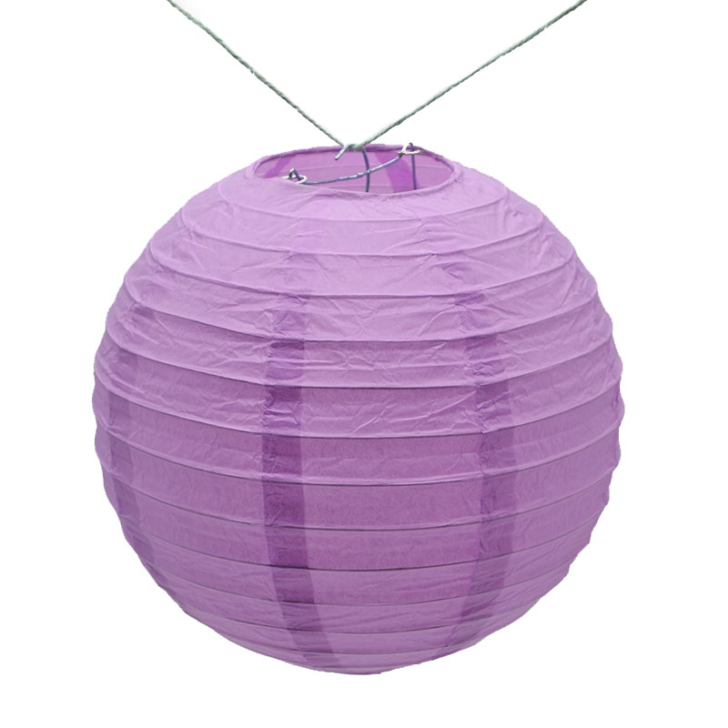 Learned 1pcs Round Chinese Paper Lantern Birthday Wedding Decoration Diy Craft Paper Ball Hanging Lamps Festival Baby Shower Supplies Home & Garden