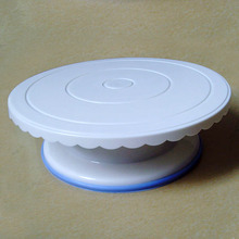 (2pac/lot)11.5x4cake decorating turntable
