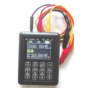 Image 3 - High precision Adjustable Current Voltage Analog Simulator 0 10V 4 20mA Signal Generator Sources transmitter calibrator