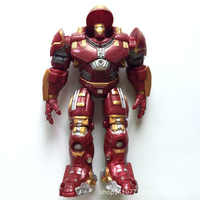 Marvel The Avengers 2 Age Of Ultron Iron Man Hulkbuster PVC Action Figure Superhero Collectible Model Kids Toys Doll 17cm