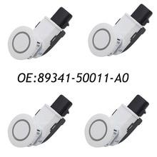 New 4PCS PDC Ultrasonic Backup Object Parking Sensor For 2001-2006 Lexus LS430 8934150011 89341-50011-A0