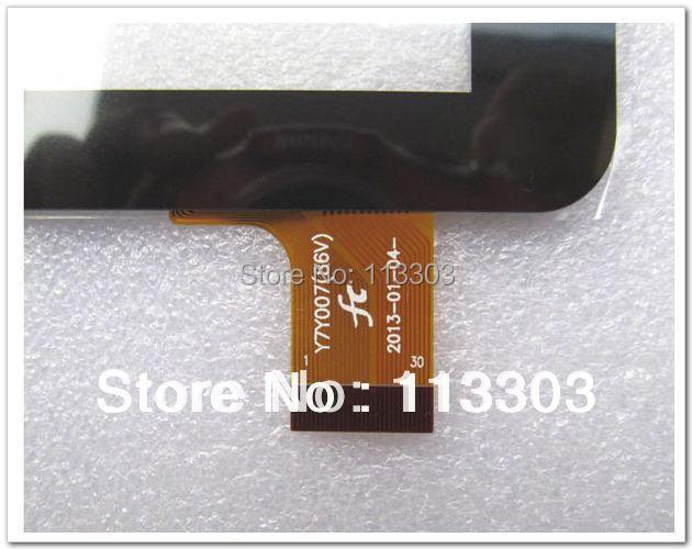7 düymlük Allwinner A13 86V Y7Y007 GT70PW86V CZY6964A01-fpc - Planşet aksesuarları - Fotoqrafiya 3