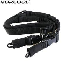 VORCOOL 2-Point Adjustable Cam Tie Down Strap Lash Luggage Bag Belt Car Trunk Baggage Tensioning Belt Strap with Pad for Car
