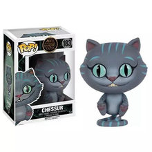 Official Funko pop Alice in Wonderland - Young Chessur Cheshire Cat Vinyl Action Figure Collectible Model Toy with Original box(China)