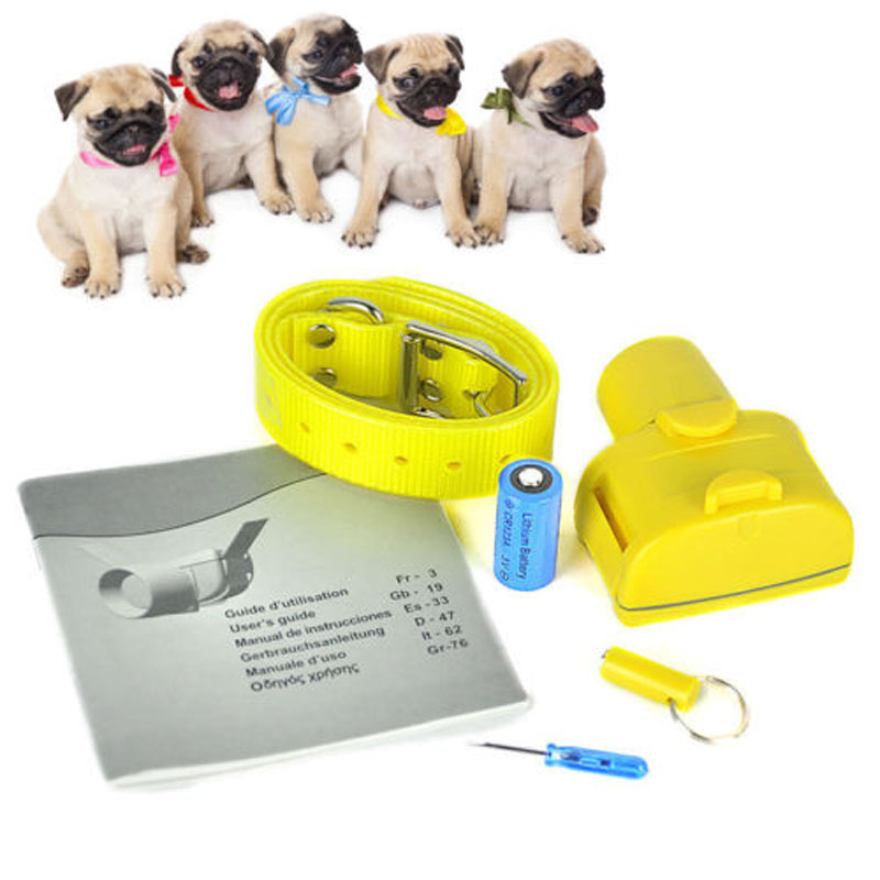 Waterproof Dog Training Collars for Hunting Dogs with 8 built in Beeper and Magnetic Switch 5