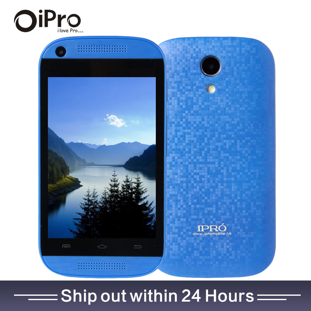 Celular Android 4 4 Smartphone iPro Wave 3 5 2G GSM Mobile Phone MTK6571 Dual Core