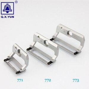 Q.X.YUN brand Industrial Buttonhole machine sewing machine presser foot Q.X.YUN 781 771 772 773