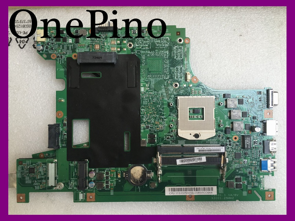 B590 Laptop Motherboard UMA PGA989 DDR3 Fit For Lenovo B590 Laptop Motherboard Tested