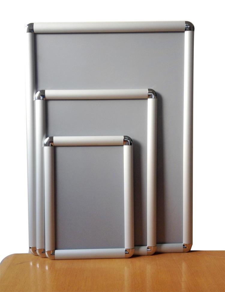 cheap aluminum frame poster advertising box elevator open type custom photo business license