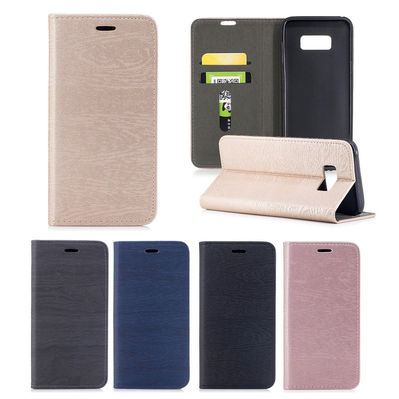 Magnetic Leather Flip Wallet Book Case For Samsung Galaxy S10 S8 S9 Plus S7 Edge Note 9 8 A7 A6 A8 2018 A3 A5 2016 2017 S10e