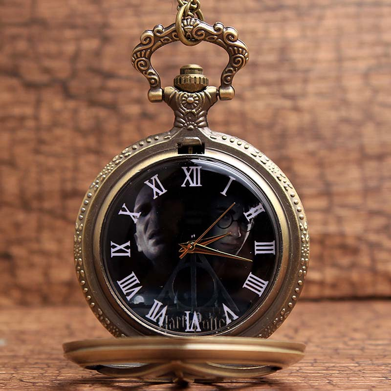 Deathly Hallows Pocket Watch