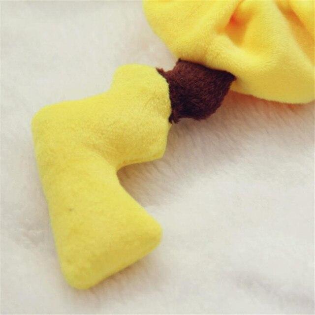 Аниме резинка для волос Пикачу 2