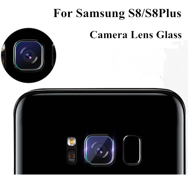 100x Rear Camera Lens Tempered Glass Screen Protector For Samsung Galaxy S8/S8Plus Soft 8H Flexible Fiber Protective Film
