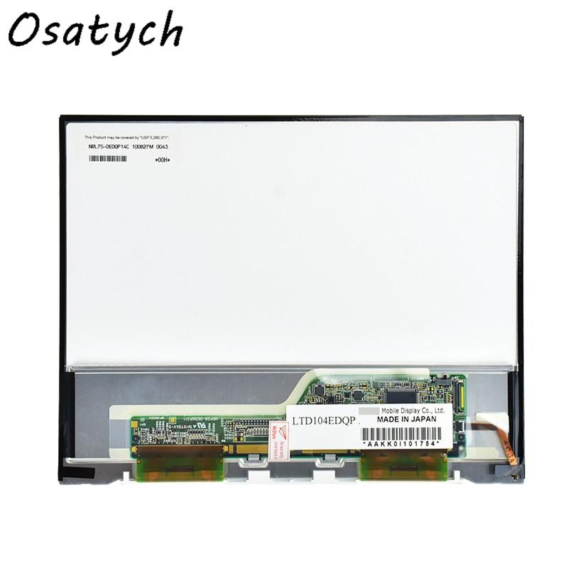 For Toshiba Matsushita 10.4inch LTD104EDQP 1024*768 LCD Screen Display PanelFor Toshiba Matsushita 10.4inch LTD104EDQP 1024*768 LCD Screen Display Panel