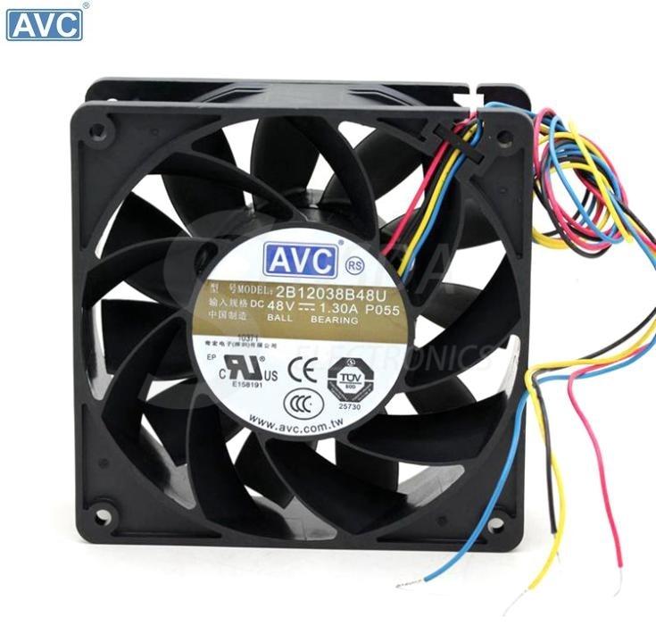 Original for delta FFB0948VH 9225 48V large air volume cooling fan 3700RPM 81.97CFM