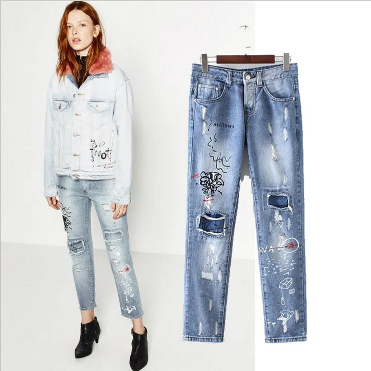 Compare Prices on High Waist Old Jeans- Online Shopping/Buy Low