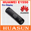 Unlocked Huawei E1550 E1552 Mobile Broadband 3G USB Modem Wireless 3G USB Modem Stick Free shipping