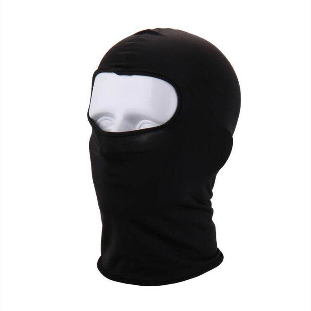 Polaire à la mode chaud couverture complète Anti-poussière coupe-vent masque de Ski Snowboard capuche Anti-poussière vélo thermique cagoule écharpe