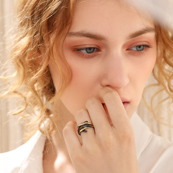 Viennois Gold & Rose Gold & Gun Color Cross Rings For Women Size 7 8 9 Female Party Finger Ring 2018