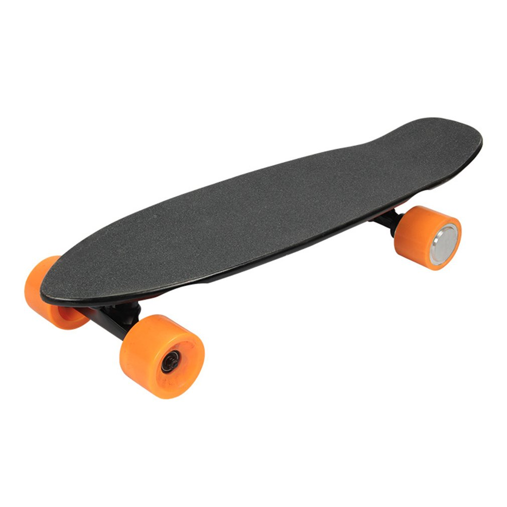Four Wheels Electric Skateboard Mini Scooter Hoverboard Wireless Remote Longboard Hoverboard TM-089 For Kids Adults New koston longboard skateboard scooter black skate helmet