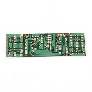 Image 5 - Kit diy eletrônico de vermelho, cor dupla, pisca pisca, ne555 + cd4017, kits de aprendizagem, prática eletrônica