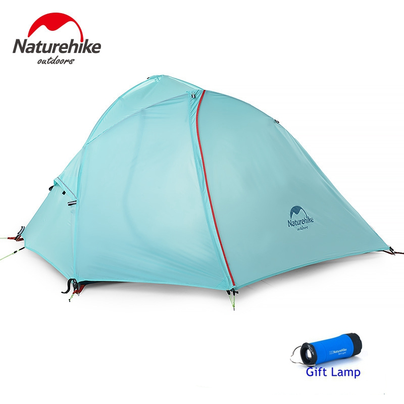person double layers tent nh outdoor one bedroom camping tent