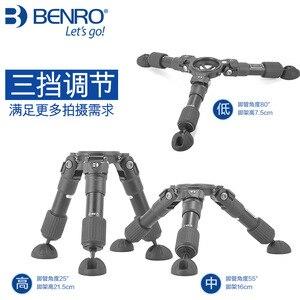 Image 2 - Benro Hi Hat HH75AV Auminium Video Treppiedi Professionale Fotocamera Treppiedi