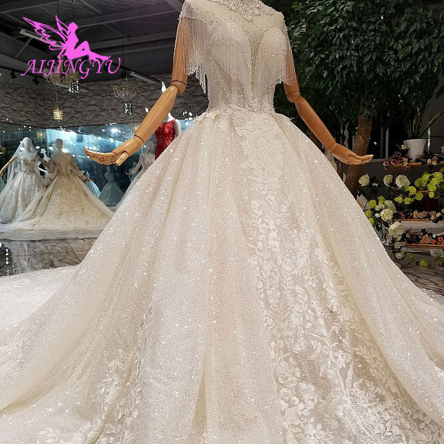 AIJINGYU Wedding Dresses Designers Gown Sex Top Mother Of The Brides Gowns Made In China Vintage Short Wedding Dress