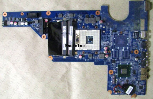 636373-001 for HP Pavilion G4-1000 G6 G7 Laptop Motherboard ddr3 HM65 DA0R13MB6E0 DA0R13MB6E1 Free Shipping 100% test ok 574680 001 1gb system board fit hp pavilion dv7 3089nr dv7 3000 series notebook pc motherboard 100% working