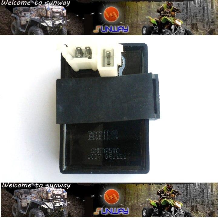 Régulateur de tension électrique CDI moto YIMATZU pour Scooter moto CFOMOTO CF250 CH250 - 3