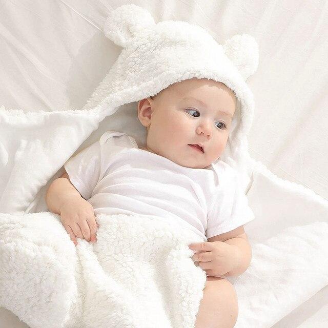 2018 New baby coperte Neonato Bambino Neonato Ragazza Swaddle Bambino Dorme  Avvolgere Coperta Fotografia Prop Fasce  40 2aefcd30285c