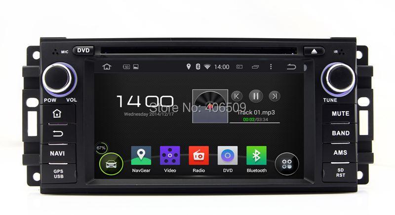 android 5 1 car dvd player for dodge charger journey. Black Bedroom Furniture Sets. Home Design Ideas