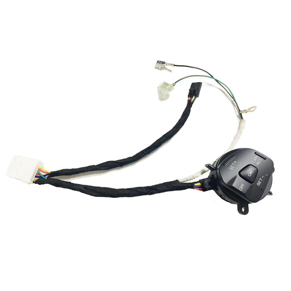 Buy Car Steering Wheel Button Wire Cruise And How To A Volume Switch Control Cable For Ford Fiesta Ecosport From Reliable