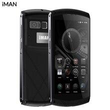 Original iMan Victor 4G Mobile Phone RAM 4GB ROM 64GB MT6755 Octa Core  5.0 inch Android 6.0 1920×1080 4800mAh Smartphone