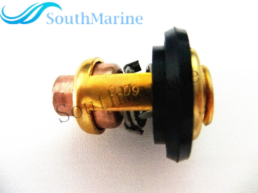 Thermostat 6G8-12411-00-00  6G8-12411-03-00  66M-12411-00-00 For Yamaha 4-stroke  5hp - 9.9hp 15hp 25hp  -100hp Outboard Parts