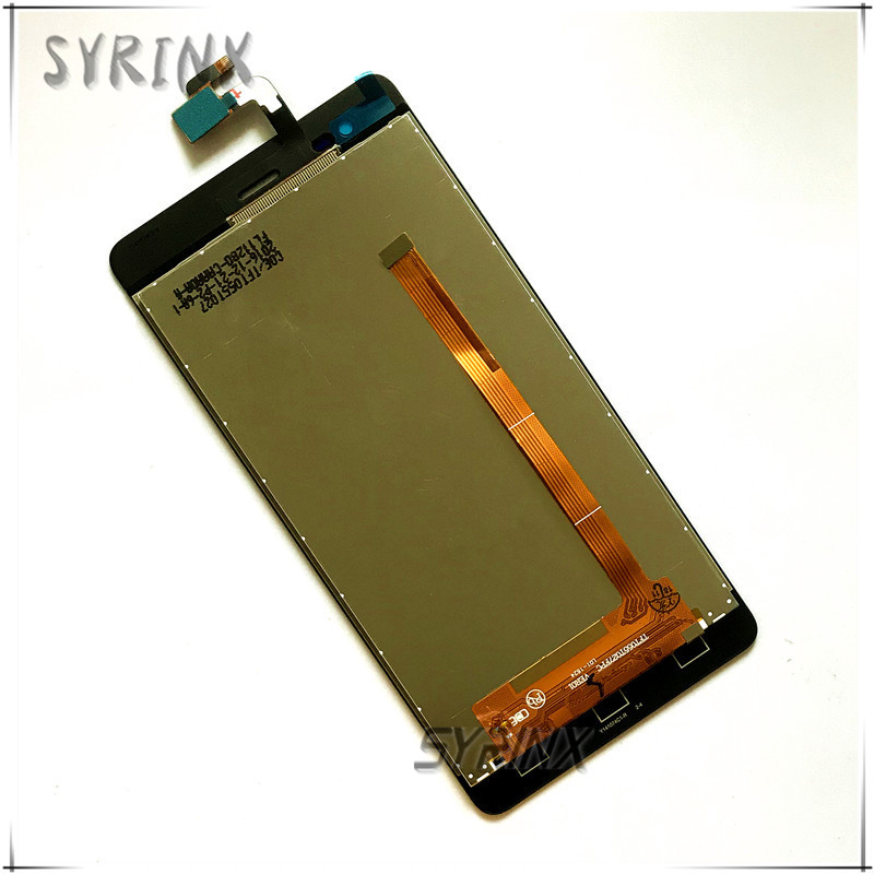 Image 3 - Syrinx With Tape Moible Phone LCD Display For Tele2 Maxi Plus  Touch   LCD Screen Assembly With Front Glass ReplacementMobile Phone  LCD Screens