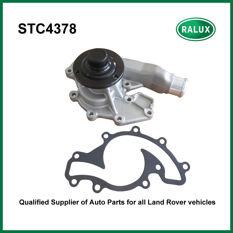 STC4378 Water Pump 4.0L V8 Petrol for Defender 1987-2006 Discovery 1/2 Range Rover MY1995- Auto Water Pump Aspirator with stock